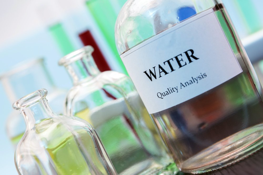 how to get well water tested